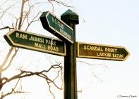 27th Dec 2014, Shimla Mall Road...